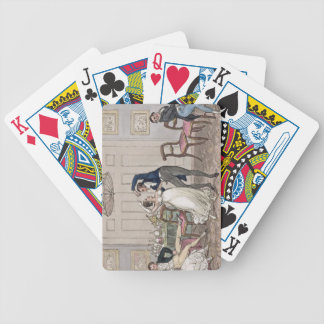 An Introduction: Gay moments of Logic, Jerry, Tom Bicycle Playing Cards