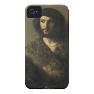 An Invalid, c.1514 (oil on canvas) iPhone 4 Case-Mate Cases