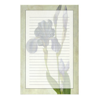 An Iris Stationery