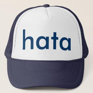 An Irish Hata Cap