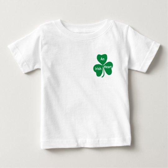 an Irish heart Baby T-Shirt