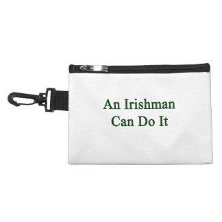 An Irishman Can Do It Accessory Bag