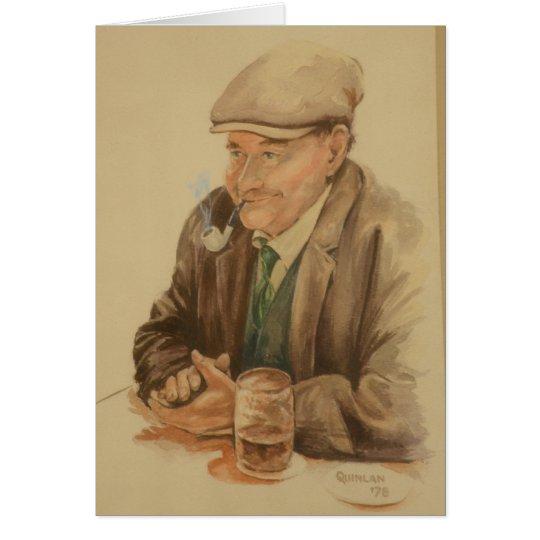 An Irishman's Father's Day Card