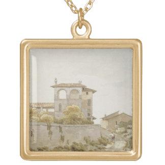 An Italian Villa Necklaces