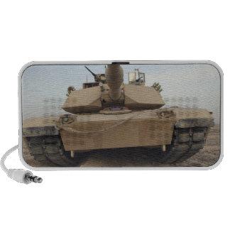 An M-1A1 Main Battle Tank Mini Speakers