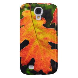 An Oak Leaf in Six Rivers National Forrest Galaxy S4 Case