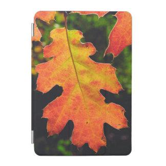 An Oak Leaf in Six Rivers National Forrest iPad Mini Cover