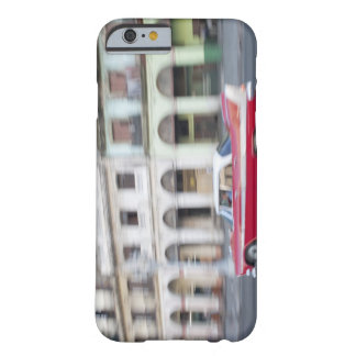 An old car cruising the streets of Havana, Cuba. Barely There iPhone 6 Case