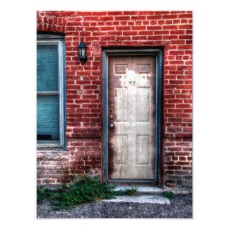 "An Old Door 12"" x 16"" Photograph"