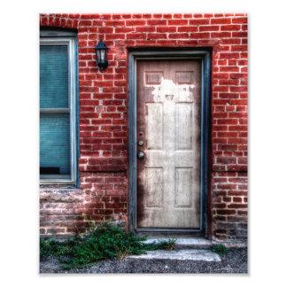 """An Old Door 8"""" x 10"""" Photo Art"""
