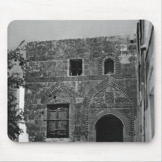 An old house in Lindos, Rhodes Mouse Mat