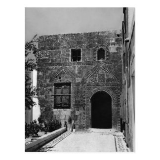 An old house in Lindos Rhodes Post Cards