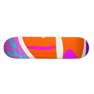 An Old Man Custom Skateboard