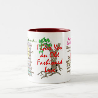 An Olde Fashioned Love (2) Mugs