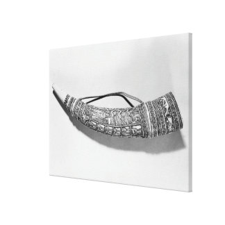An oliphant canvas print