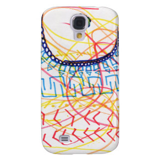 An Orderly Engagement and Expression of Generative Samsung Galaxy S4 Covers