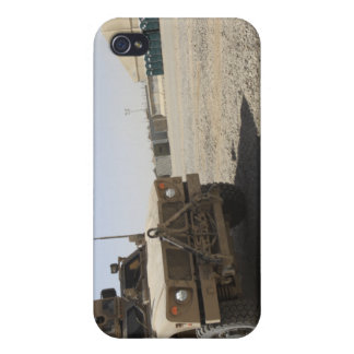 An Oshkosh M-ATV 2 iPhone 4 Cover