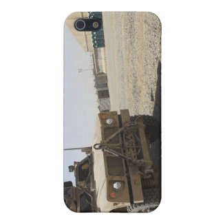 An Oshkosh M-ATV 2 iPhone 5/5S Cases