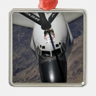 An RC-135 Rivet Joint Reconnaissance aircraft Christmas Ornament