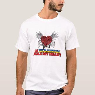 An Ukrainian Stole my Heart T-Shirt