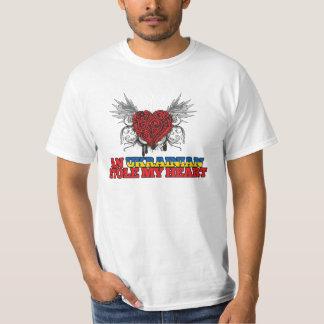 An Ukrainian Stole my Heart Tshirt