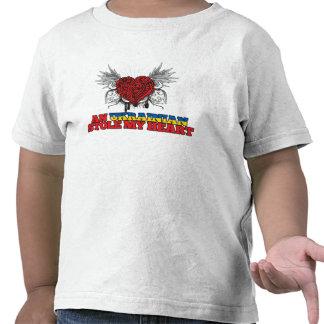 An Ukrainian Stole my Heart T Shirt