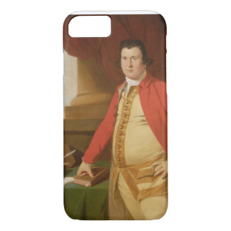 An Unknown Man, c.1764-69 (oil on canvas) iPhone 8/7 Case