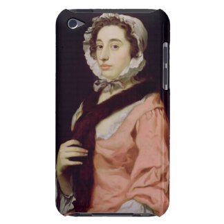 An Unknown Woman, called Peg Woffington (oil on ca Barely There iPod Covers