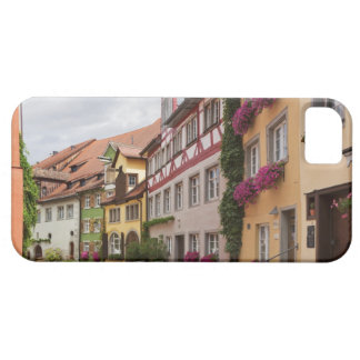 An unusually well-preserved medieval town on the case for the iPhone 5