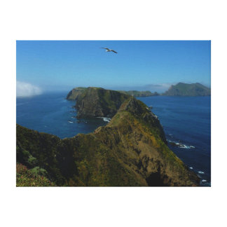 Anacapa's Inspiration Point I in Channel Islands Canvas Print