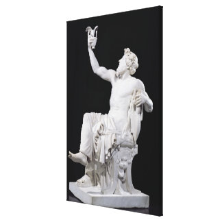 Anacreon, 1851 gallery wrapped canvas