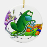Anaesthesia Frog Ornament