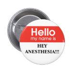 Anaesthesia Pin