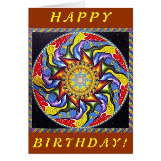 Anahata Pinata (Birthday Card) Greeting Card