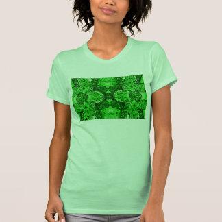 """Anahata: The Heart Chakra"" Abstract Art T-Shirt"