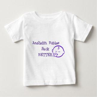 Anaheim Babies Suck Better T-shirts