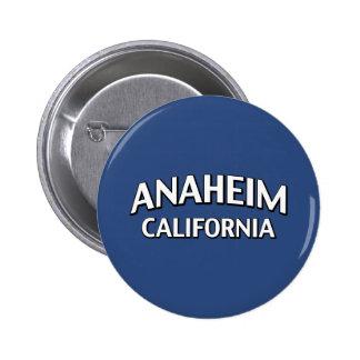 Anaheim California 6 Cm Round Badge