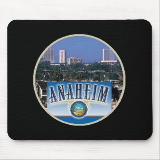 ANAHEIM MOUSE PAD