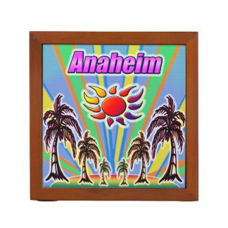Anaheim Summer Love Desk Organizer