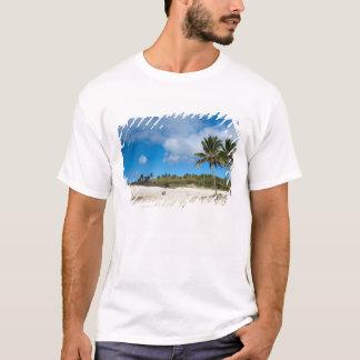 Anakena, Rapa Nui, Easter Island, Chile T-Shirt