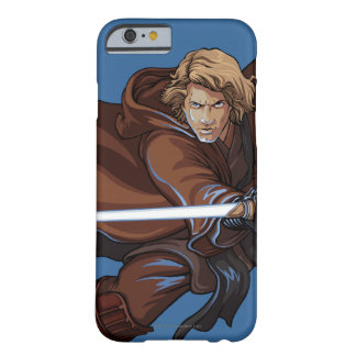 Anakin Skywalker Cartoon Barely There iPhone 6 Case