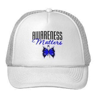 Anal Cancer Awareness Matters Cap