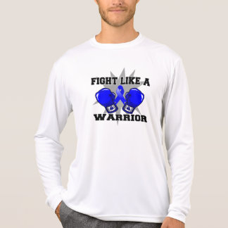 Anal Cancer Fight Like a Warrior Tees