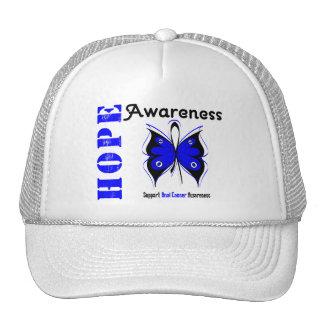 Anal Cancer Hope Awareness Cap