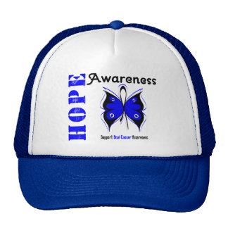 Anal Cancer Hope Awareness Hats