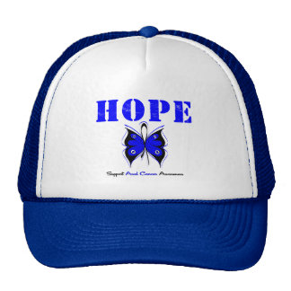 Anal Cancer Hope Trucker Hats