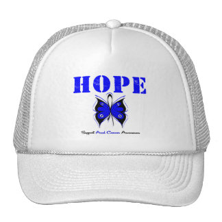 Anal Cancer Hope Mesh Hat