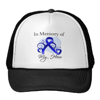 Anal Cancer In Memory of My Hero Hat