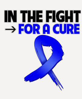 Anal Cancer In The Fight For a Cure Tshirt