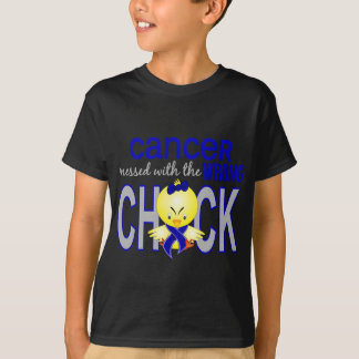 Anal Cancer Messed With Wrong Chick Tshirts